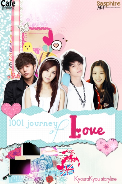 1001 Journey of Love