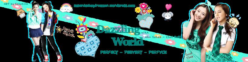 dazzling world - 2