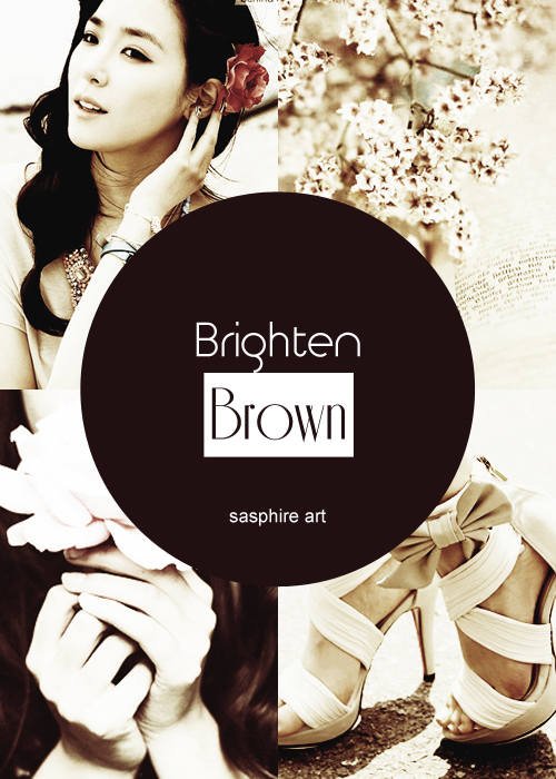 Brighten-Brown