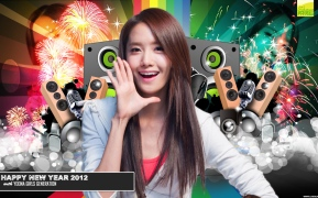 Yoona Girl's Generation 2012
