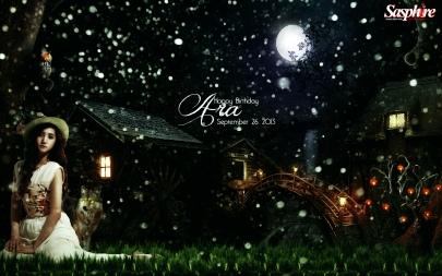 Ara (ex-member Hello Venus)