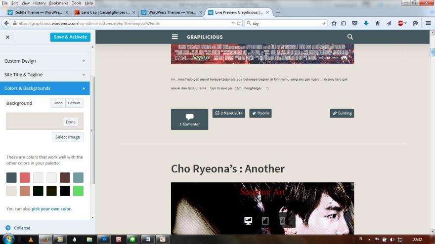 blogging 7