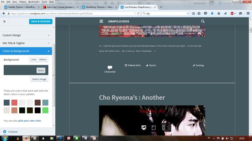 blogging 8