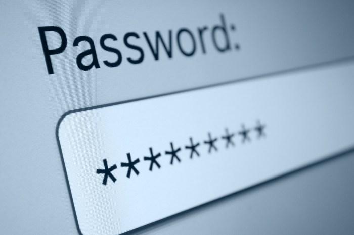 Hehe…. Password?